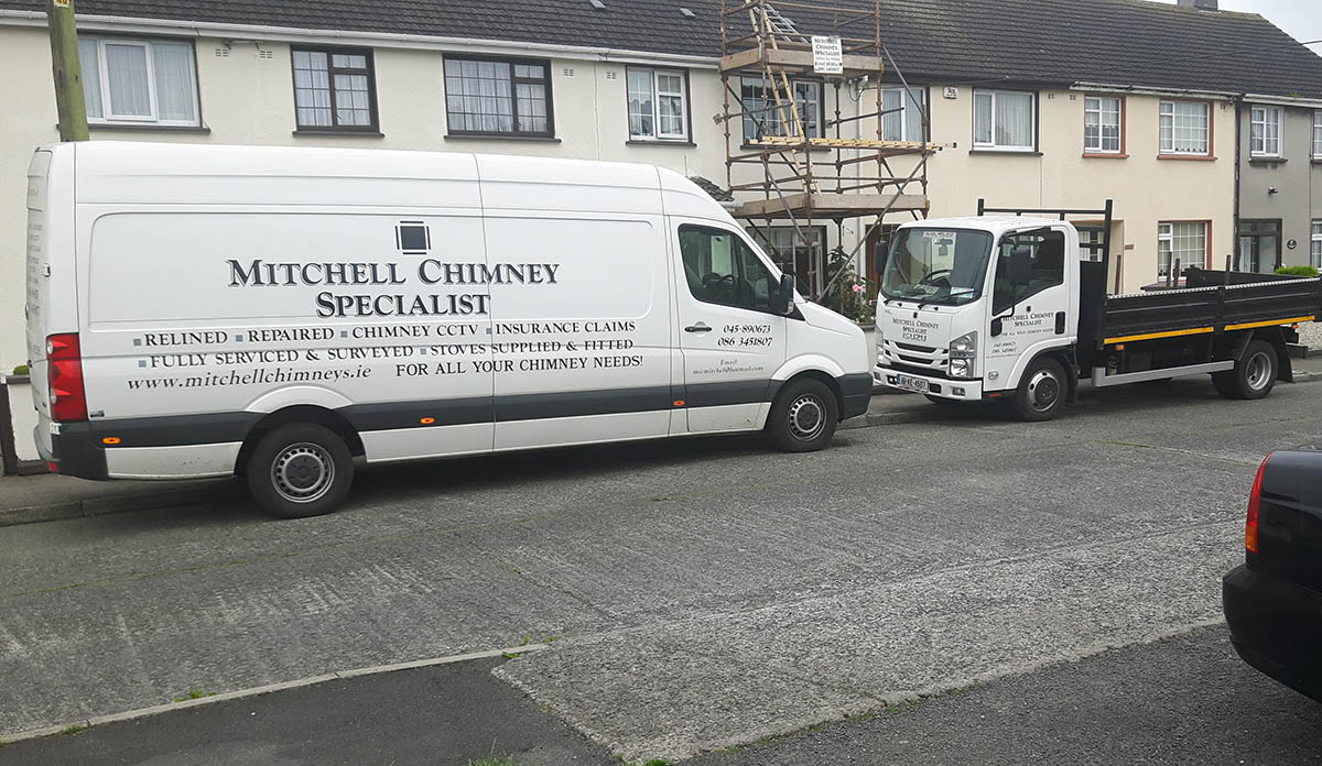 Chimney Repairs Kildare